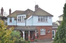 Detached home in Seabrook Road, HYTHE