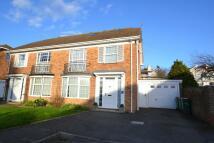 semi detached home in Cobay Close, Hythe, Kent
