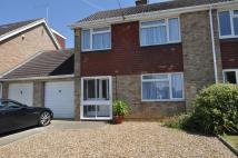 semi detached house in Mercer Way, Chart Sutton...