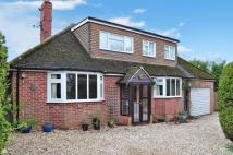 4 bed Detached house for sale in Limes Avenue, Burghclere...