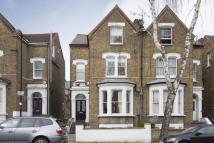 semi detached property in Lady Margaret Road...