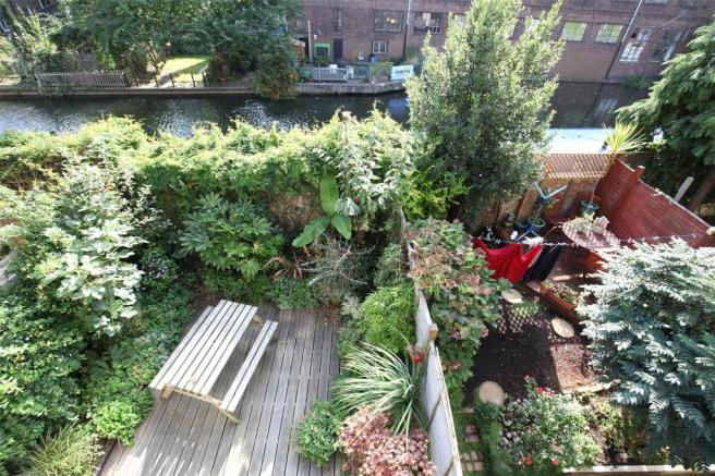 Garden/Canal View