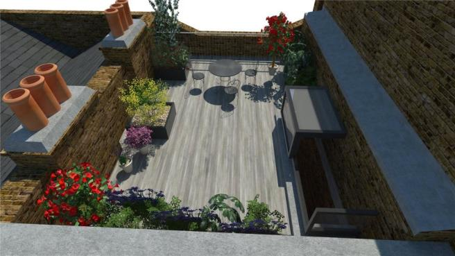 CGI Roof Terrace