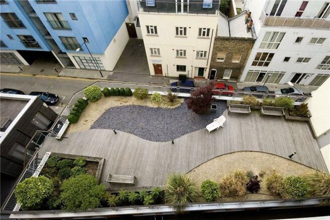 Communal Terrace 2