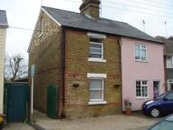 semi detached home to rent in Churchfields...