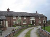 property to rent in Meadow View, Carr Green Lane, Warburton, Cheshire, WA13 9UL