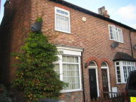 2 bed Terraced property in Byrom Street, Altrincham...