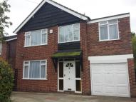 Detached house in Apsley Close, Bowdon...