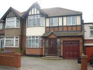 semi detached house in UNDERWOOD ROAD CHINGFORD...