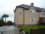 3 bedroom semi detached property in Main Street, Salsburgh...