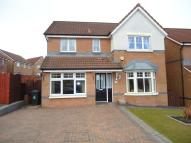Detached home for sale in Lammermuir Way, Airdrie...