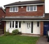 Detached house to rent in Maddox Close, Osbaston...