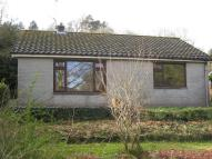 2 bed Detached Bungalow in Trelleck Road, Tintern...