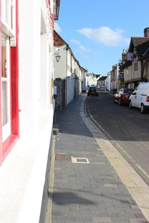 Oldest street in Worthing