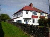 semi detached property in Staunton Road, Minehead