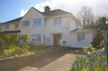 5 bedroom semi detached house in Manor Road, Alcombe