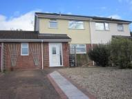 4 bed semi detached home in Regents Way, Minehead