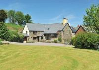 Detached house in Cutcombe, Wheddon Cross