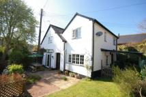 Woodcombe Detached house to rent