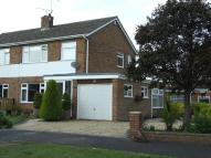 semi detached house to rent in Calcaria Crescent...