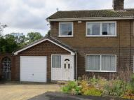 3 bed semi detached home in BEECH CLOSE, Tadcaster...