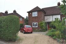 4 bed semi detached house in Westwood Park Road...