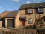 2 bedroom semi detached property to rent in Bakers Lane, Woodston...