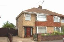semi detached house in Rayner Avenue...