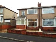 3 bed semi detached property in Clough Road, Nelson...