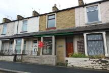 Terraced house in Lyndhurst Road, Burnley...
