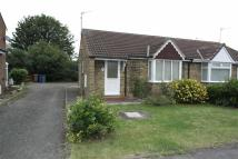 1 bed Semi-Detached Bungalow in Brevere Road, Hedon, HU12