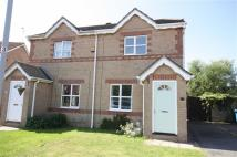 2 bed semi detached house in Navigation Way...
