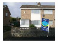 2 bedroom semi detached property to rent in Sylvia Close...