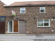 Terraced house to rent in Baxtergate, Hedon, HU12
