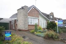 3 bedroom Bungalow to rent in The Wolds, Castle Park...