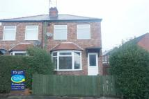 Northfield Avenue Terraced house to rent