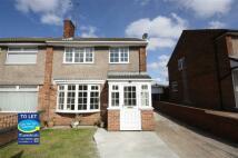 3 bed semi detached house to rent in Kirkway, Kirk Ella, Hull...