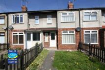 Terraced property in Moorhouse Road, Hull...
