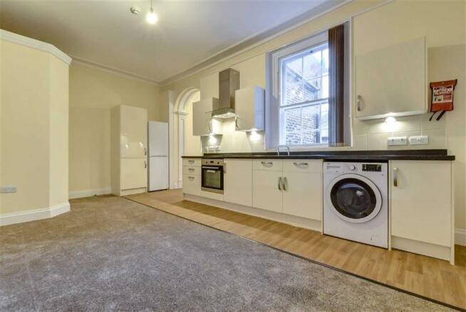 Kitchen / Living Room (alternative view)