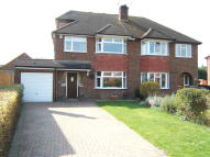 semi detached house for sale in SELBOURNE AVENUE...
