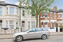 3 bed Terraced house for sale in Esmond Road, London