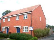 semi detached house in Beech Drive, IP28