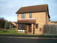 semi detached property in Boeing Way, Mildenhall...