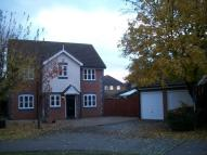 Detached house in Plover Close, Thetford...