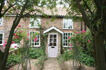 Cottage in Marston Road, Tockwith...