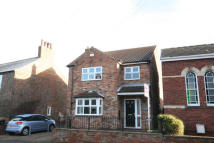 Detached house in Wetherby Road, Rufforth...