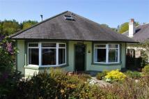 Detached Bungalow in Maxwell Road, Langholm