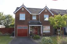 Detached house in The Paddocks, Thursby...