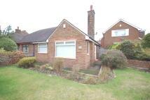 Poulton Road Semi-Detached Bungalow to rent