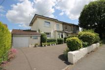 semi detached property in Grove Road, Burgess Hill...